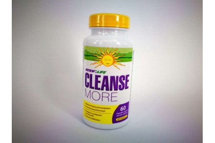 RENEW LIFE CLEANSE MORE 60 CAPSULES