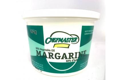 Chefmaster 68% Vegetable Oil Margarine 454gr