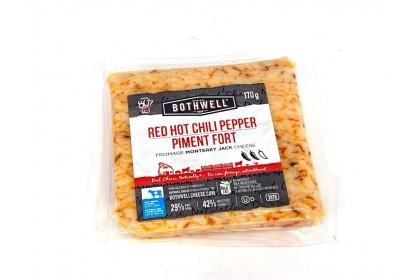 Bothwell Red Hot Chili Pepper Cheese 170g