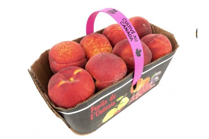 Peaches Basket $7.99 ONTARIO
