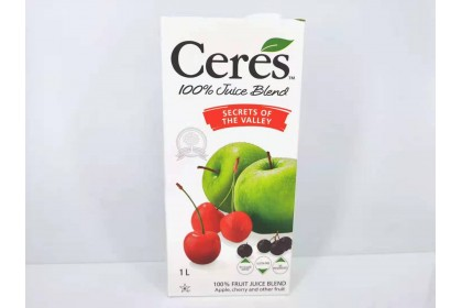 Ceres 100% juice SECRETS OF  THE VALLEY 1 L