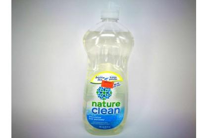 NATURE CLEAN H AND DISHWASHIN G LIQUID -UN SENTED 740 ml