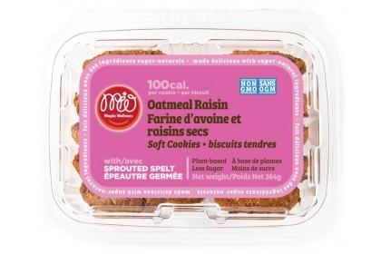 Maple Wellness cookie oatmeal raisin