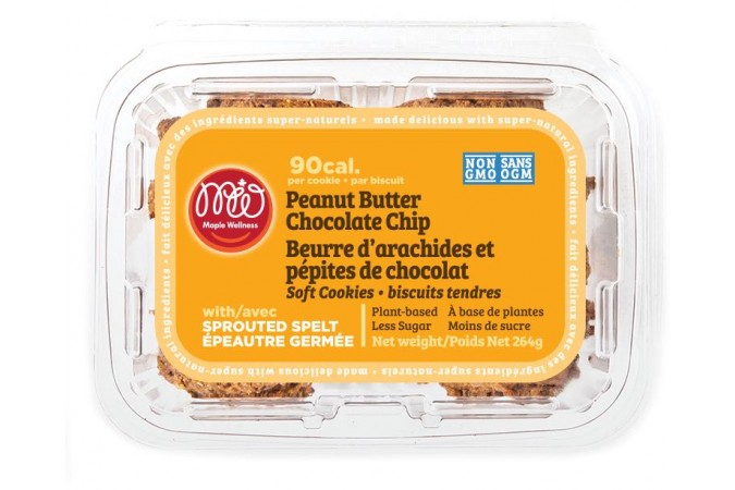 Maple Wellness peanut butter chocolate chip