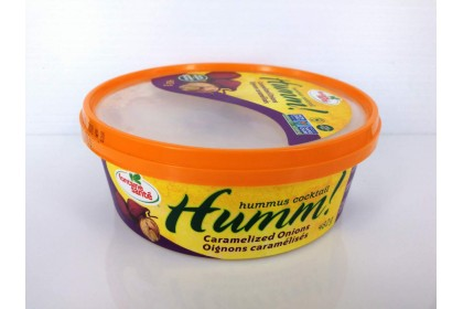 HUMMUS CARAMELIZED ONIONS 482 G