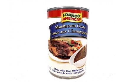 Franco American Mushroom Gravy 284ml