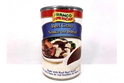 Franco American Beef Gravy 284ml