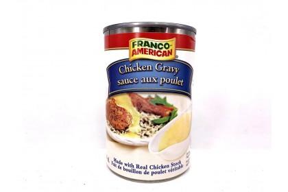 Franco American Chicken Gravy 284ml