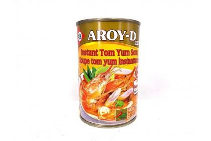 Aroy-D Instant Tom Yum Soup 388ml