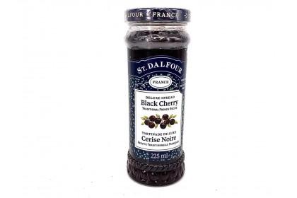 St Dalfour Black Cherry Jam