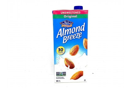 Blue Diamond Almond Breeze Unsweetened 946ml