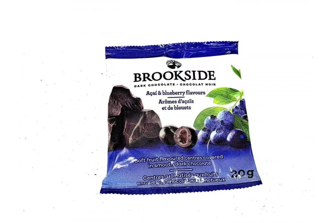 Brookside Dark Chocolate Acai & Blueberry Flavours 20g