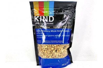 Vanilla Blueberry Whole Grain with Flax Seeds 312g