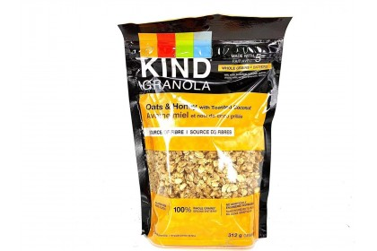 KIND Oats & Honey with Toasted Coconut 312g