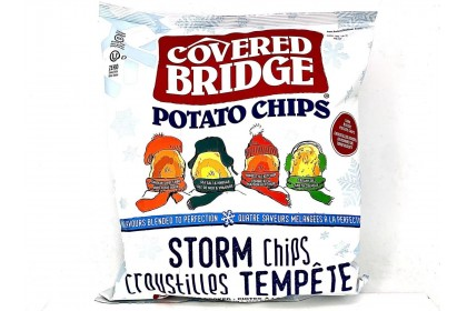 Covered Bridge Potato Chips  Storm Chips