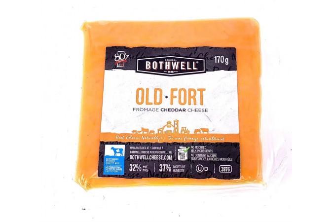 Bothwell Old Cheddar Cheese 170g