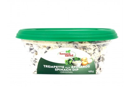 Fontaine Sante Spinach Dip 420g