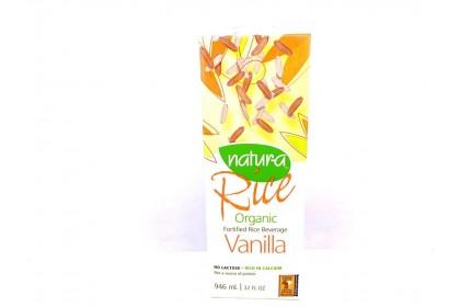 Natur-a Rice Organic Vanilla 946ml