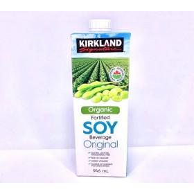 Kirland Organic Soy Original Beverage 946ml