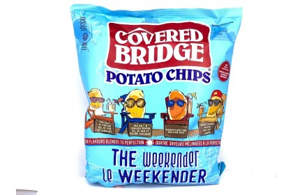 Covered Bridge Potato Chips  The Weekender
