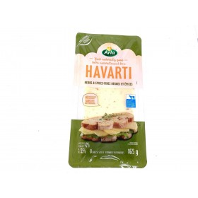 Arla Havarti Herbs and Spices 165g