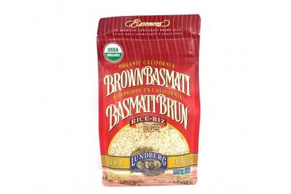 Lundberg Organic California Brown Basmati Rice 907g