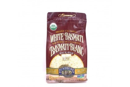 Lundberg Organic California White Basmati Rice 907g