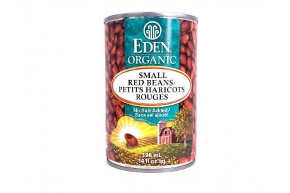 Eden Organic Small Red Beans 398ml