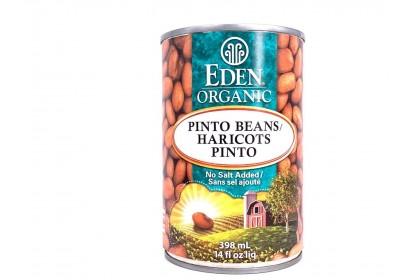Eden Organic Pinto Beans 398ml