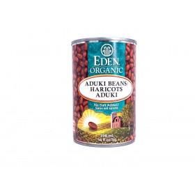 Eden Organic Aduki Beans 398ml