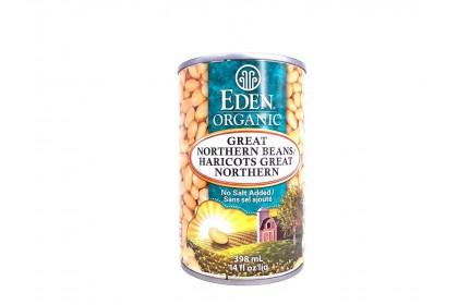 Eden Organic Great Nothern Beans 398ml