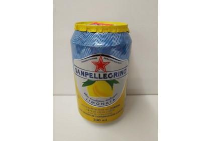 Sanpellegrino Lemon Flavored