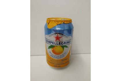 Sanpellegrino Orange Flavored