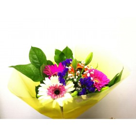 GERBERA MIX BOUQUET