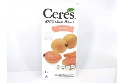 Ceres 100% juice GUAVA 1 L