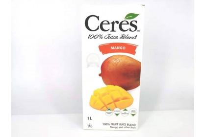 Ceres 100% juice MANGO 1 L