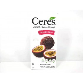Ceres 100% juice PASSION FRUIT 1 L
