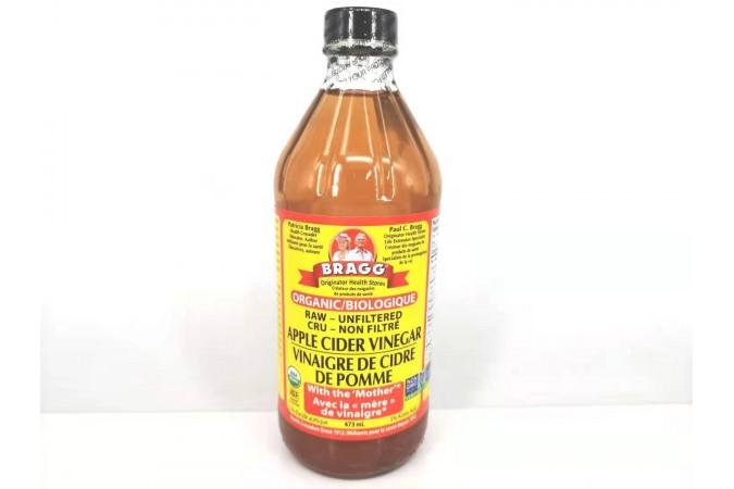 Bragg apple cider vinegar organic 473 ML