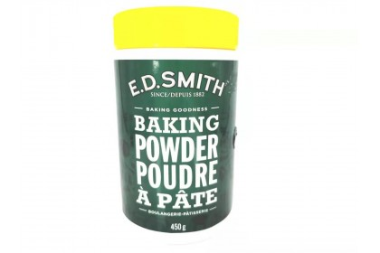 E D Smith Baking Powder 450 G