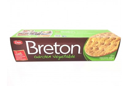 Dare Breton garden Vegetable  225g