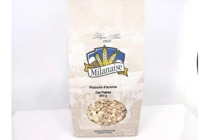 Milanaise Organic Oat Flakes 500 G