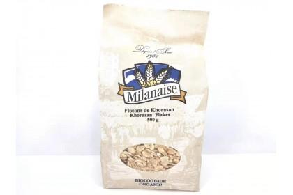 Milanaise Organic Khorasan Flakes 500 G