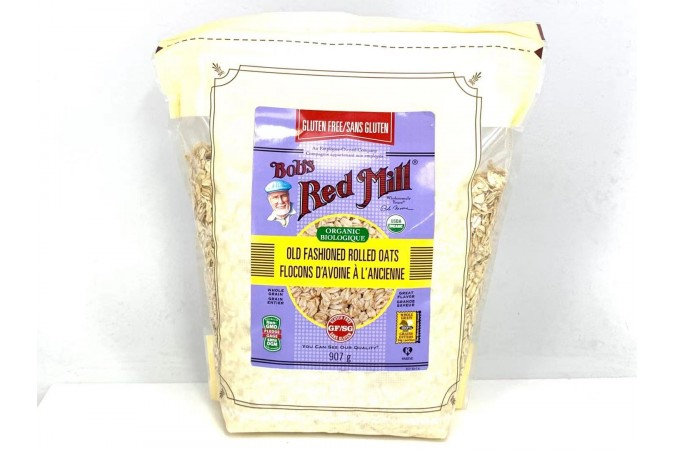 Red Mill Old Fashion Rolled Oats Organic 907g