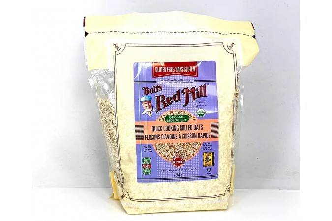 Red Mill Quick Cooking Rolled Oats Organic 794g