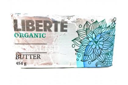 Butter  Liberte Unsalted  Organic