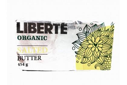 Butter  Liberte Salted  Organic 1 L