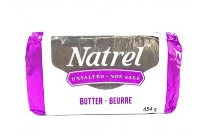 Butter Natrel Unsalted  454G