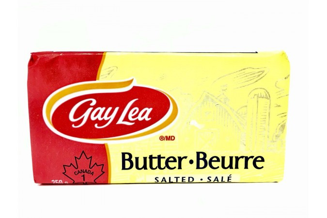 Butter Gay Lea Salted  250G