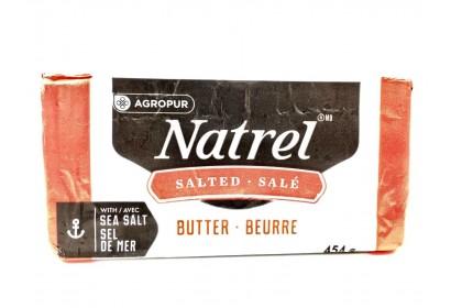 Butter Natrel Salted  454G