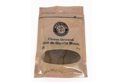 Red Club Cloves Ground 47g